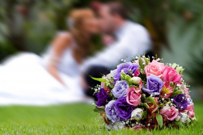 Как предпочесть букет невесты