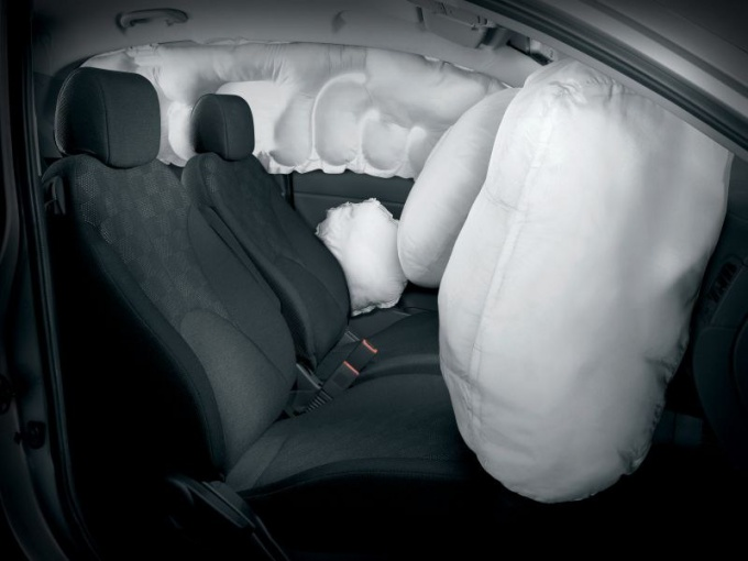 How to find out if the airbag