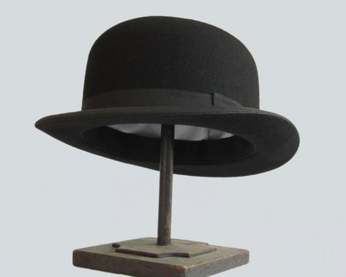 Как сделать шляпу своими руками котелок
