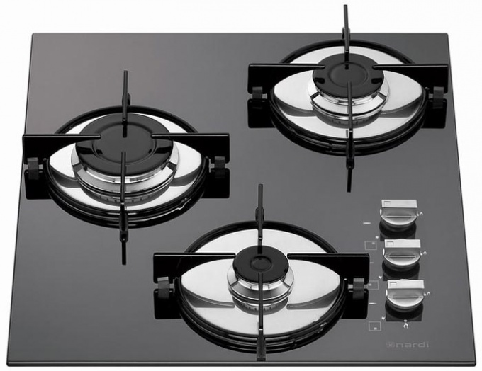 How to connect gas hob