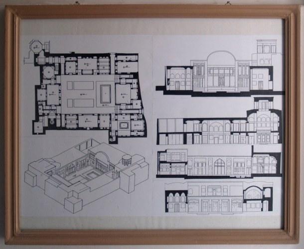 Как нарисовать эскиз комнаты