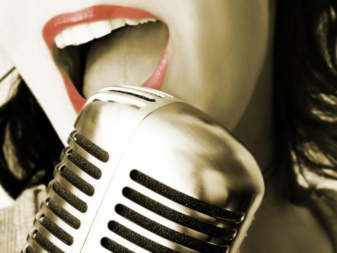 Как раскрыть голос