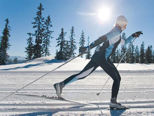 Лыжи: как выбрать их правильно