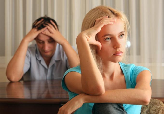 Как заставить жену развестись