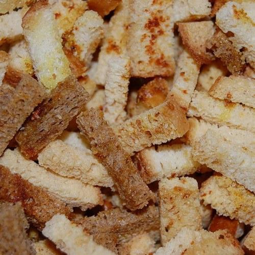 Как сделать правильно сухари