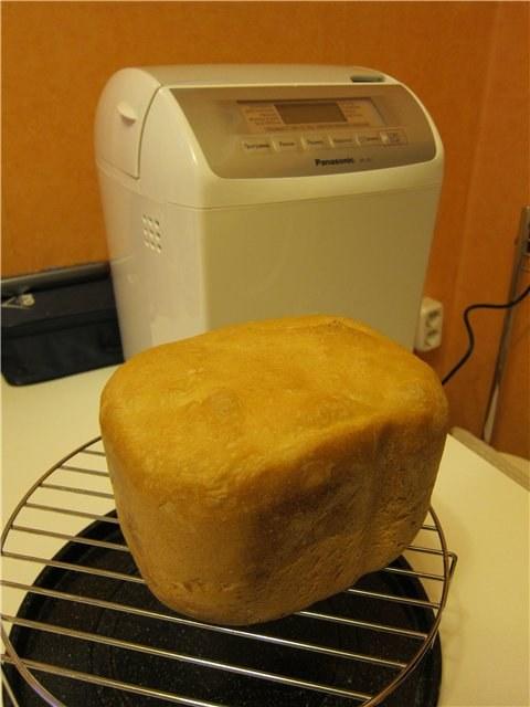 Как делать хлеб в хлебопечке