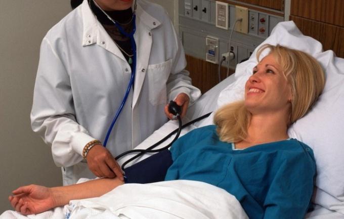 Как снять гипертонус матки