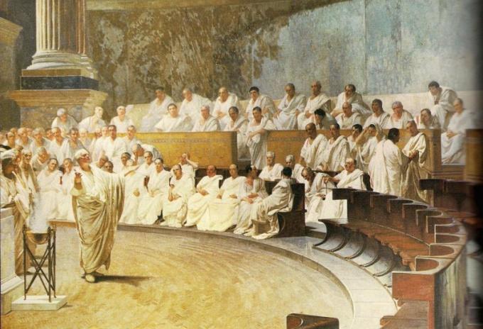 Как решать римские задачи