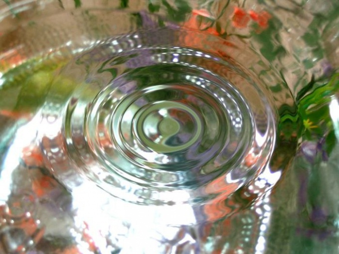 Как умыть святой водой