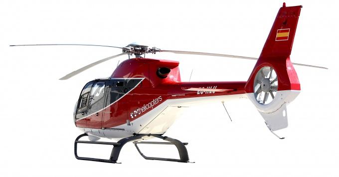 Как собрать вертолет
