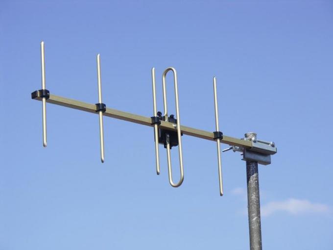 Как развести антенну