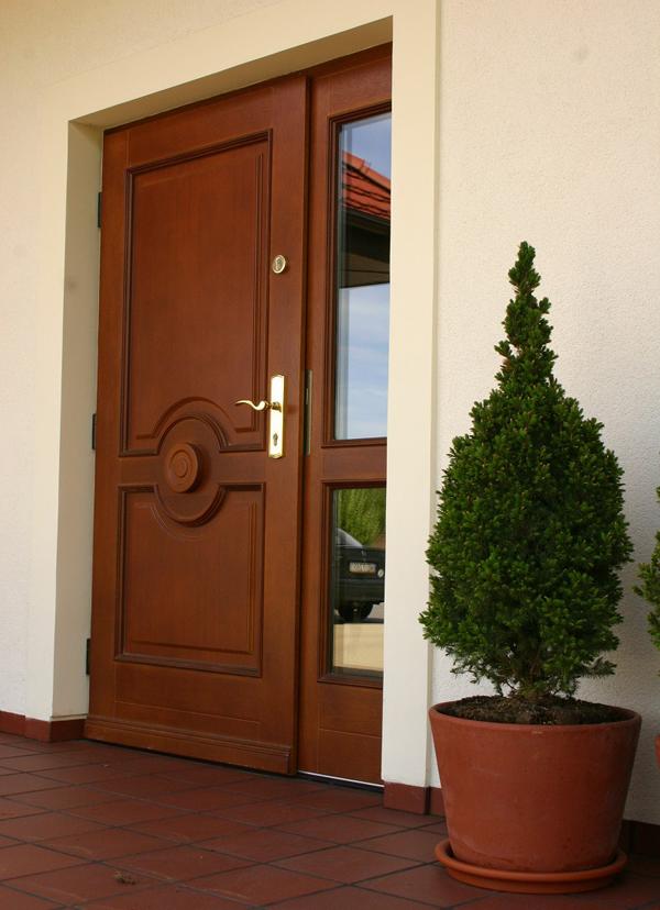Как установить металическую дверь