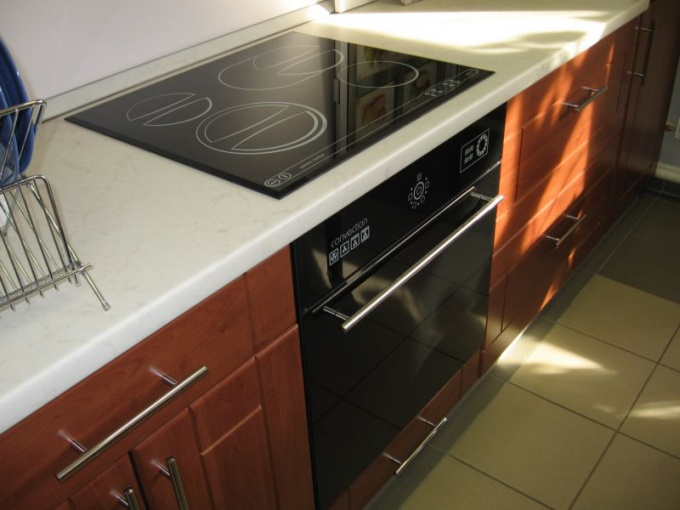 How to connect the oven and hob