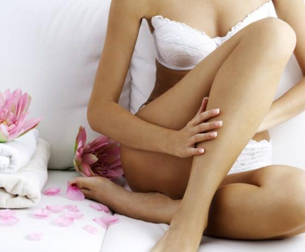 Bristles on legs: how to get rid of the problem