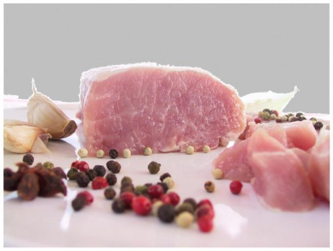 Как готовить мясное пюре