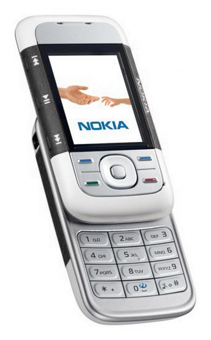 Как настроить телефон Nokia 5300