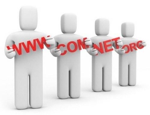 Как изменить домен