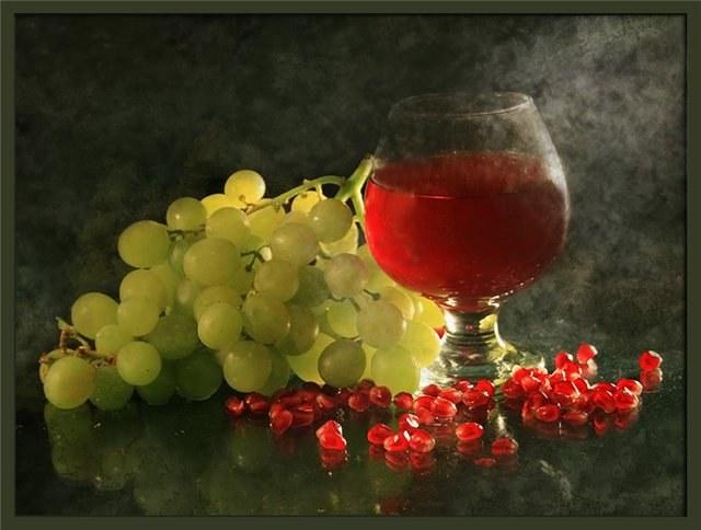 как очистить виноградное домашнее вино