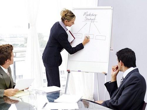 Как начать свой бизнес женщине