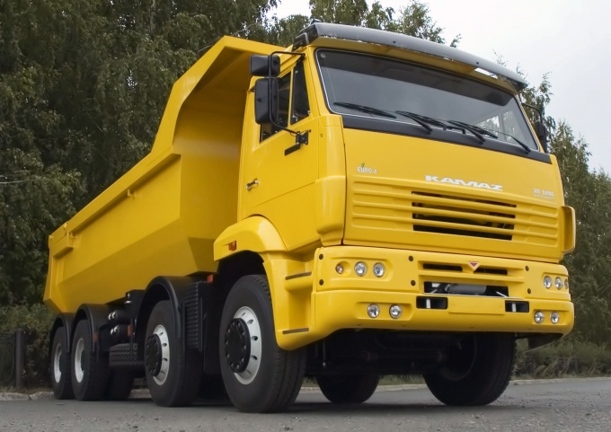 Как оформить грузовой автомобиль