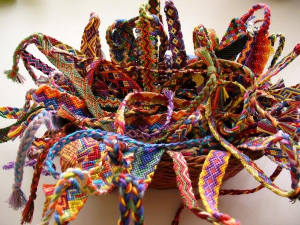 Как делать узлы на фенечках