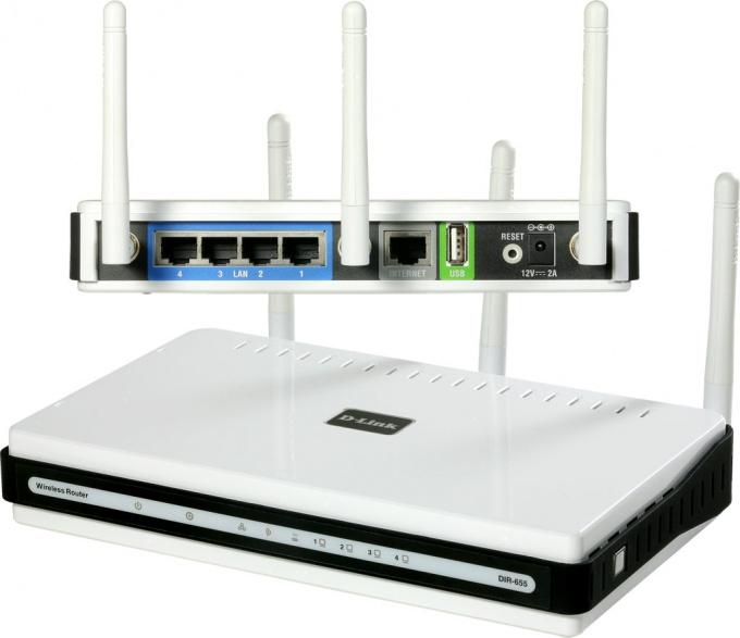 Как поставить wifi сеть