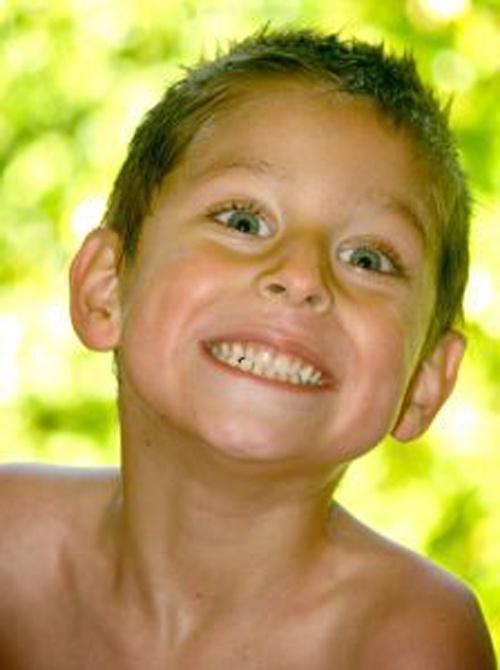 Как воспитывать активного ребенка
