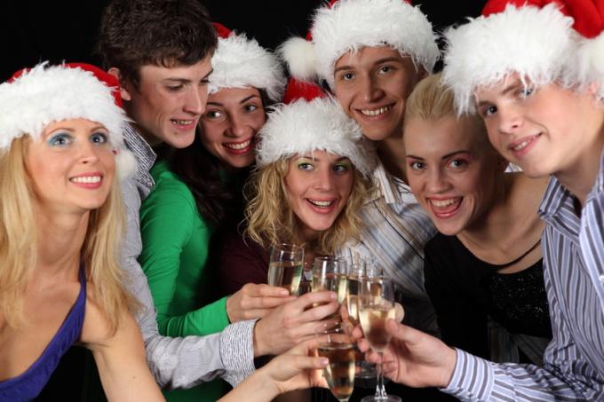 Как устроить новогодний праздник