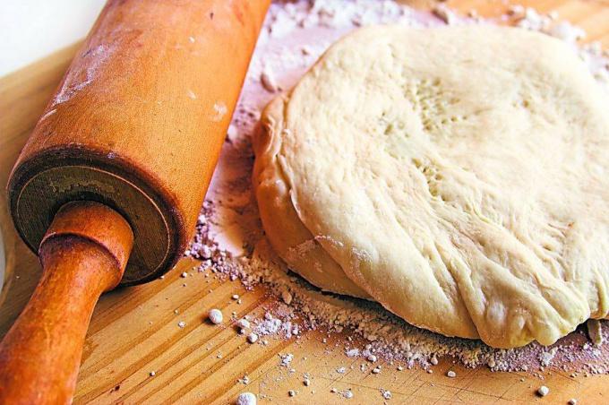 Как приготовить быстро дрожжевое тесто