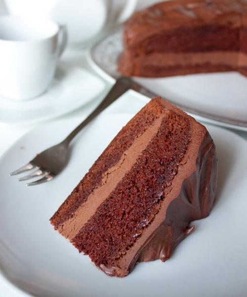 Как готовить шоколадный торт