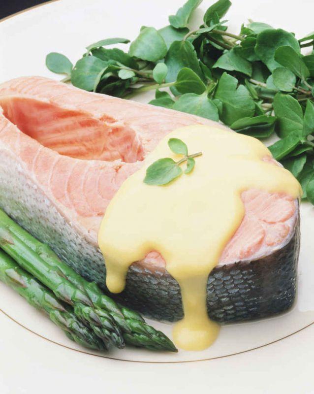 Как приготовить рыбу в сливочном соусе