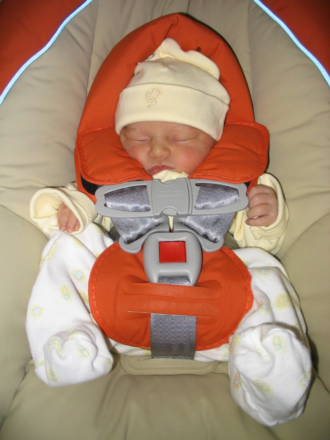 Как устанавливать детское кресло в машину