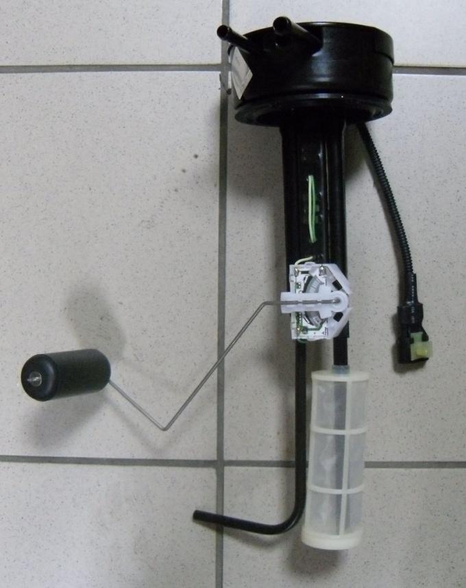 Как проверить датчик уровня топлива