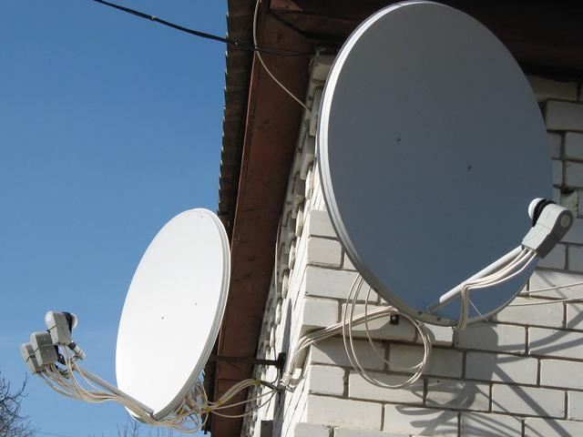 How to catch a satellite signal