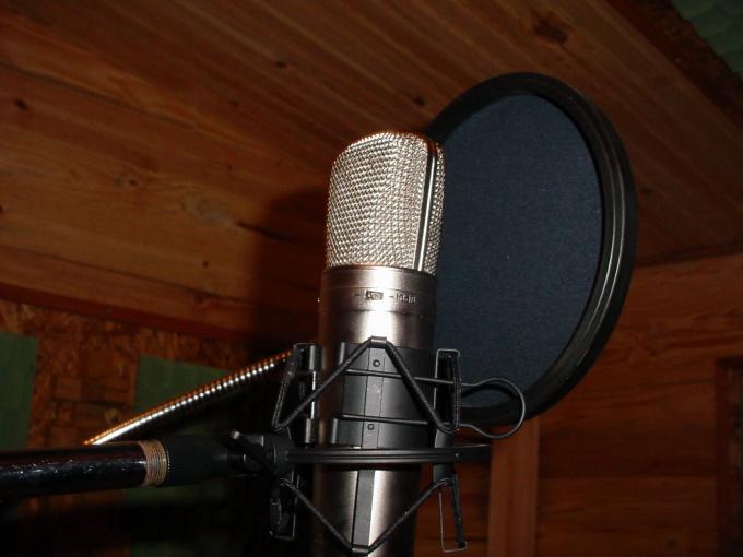 Как спаять микрофон