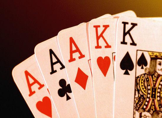 Как играть в русский покер