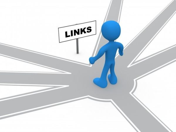 Как вставить линк