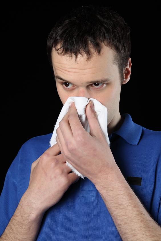 Как вылечить хронический насморк