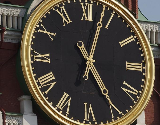 Как узнать московское время