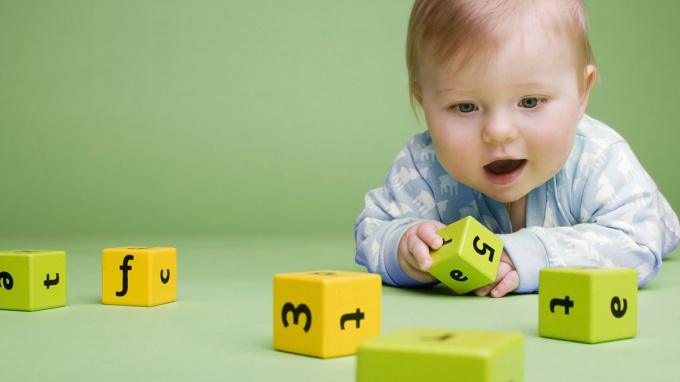 Как научить ребенка делить слова на слоги