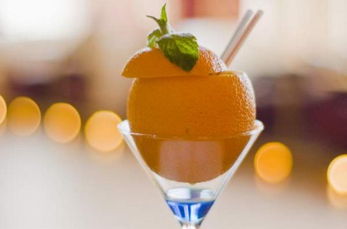 Как приготовить фруктовый коктейль