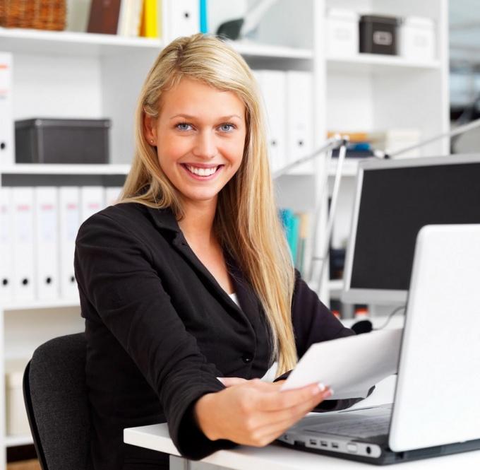 Как написать характеристику на бухгалтера