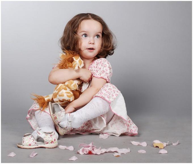 Как сшить детскую игрушку