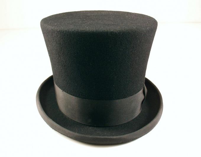 Как сшить шляпу-цилиндр