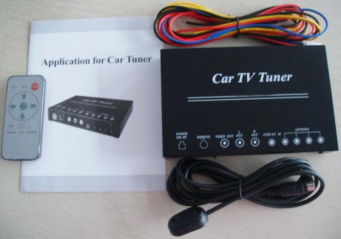 Как подключить tv-tuner