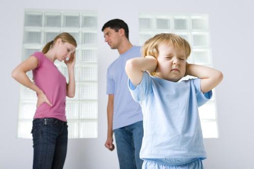 Как избежать скандала в семье
