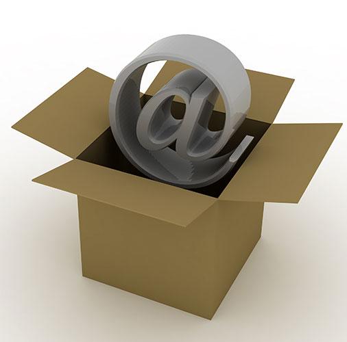 Как передать большой файл по почте
