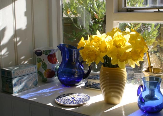 Как дольше сберечь цветы в вазе