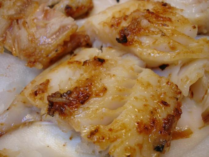 Как пожарить рыбу без муки