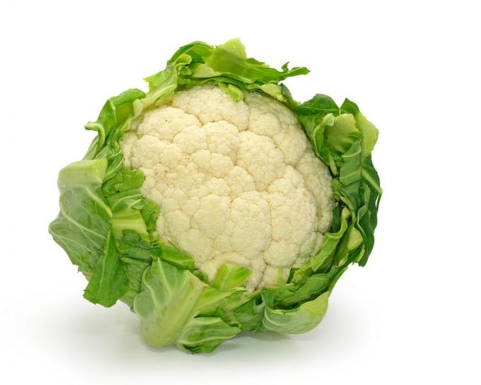 Как приготовить цветную капусту в микроволновке